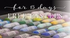 15 Days of FREE Pastels from Jack Richeson & Co., Inc.