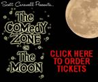 Comedy Zone on The Moon Ticket Giveaway
