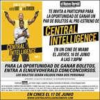 ENH- Central Intelligence Movie Premier