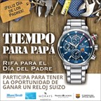 ENH 2016 - Father's Day Win A Swiss Watch