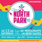 Taste of North Park • October 13