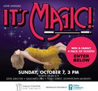 Gallo Center for the Arts' - It's Magic Sweepstakes