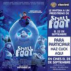 ENH - SMALL FOOT Screening