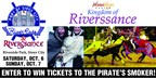 Riverssance - Win Tickets to the Pirate's Smoker
