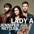 Lady A and Jennifer Nettles ticket sweepstakes
