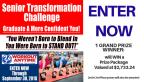 Senior Year Transformation Challenge