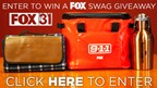 Enter to WIN a Fox Swag Giveaway!