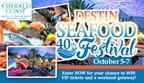 2018 Destin Seafood Festival Ticket Giveaway