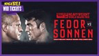 BELLATOR MMA �CLOSE TO THE CAGE� TICKETS