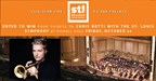 Reader Rewards: Chris Botti with the St. Louis Symphony