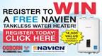 Navien Water Heater Sweepstakes