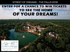 Street of Dreams Ticket Giveaway
