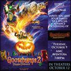 MH - GOOSEBUMPS 2 Screening