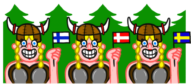 What Kind of Scandinavian Are You?
