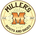Miller's Boots & Shoes - 2016 Happy Camper
