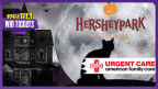 Win A Family 4-Pack Of Passes To Hershey Park In The Dark