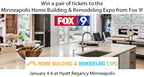 Minneapolis Home Building & Remodeling Expo Ticket Giveaway