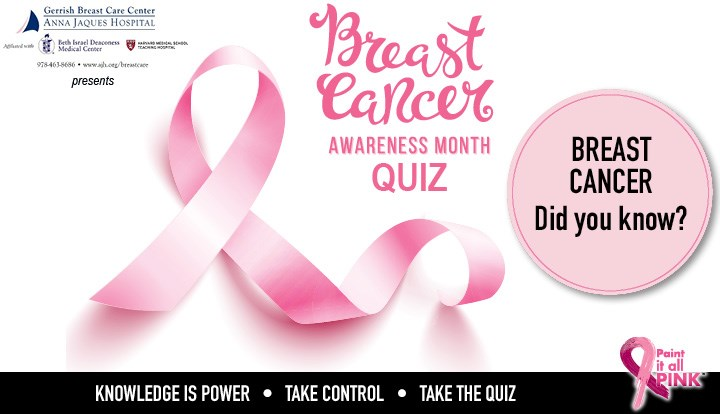 Breast Cancer Awareness Trivia