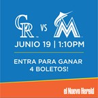 ENH- Miami Marlins Sunday Funday 06/19