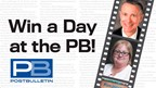 Win A Day at PB