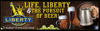 12 Days Giveaway- Liberty Taproom