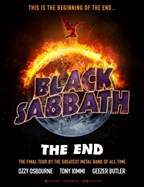 Win Tix to Black Sabbath
