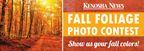Fall Foliage Photo Contest