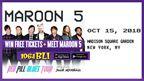 APP CONTEST - Maroon 5