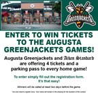 Augusta Greenjackets Tickets 2016