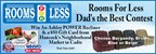The Rooms for Less - Dad's the Best Contest