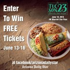 2016 Tucson 23 Ticket Giveaway