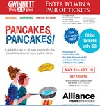 Win tickets to Pancakes, Pancakes!