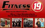 Fitness 19 Richmond Rd
