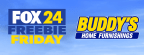 FOX 24 Freebie Friday - Buddy's Home Furnishings