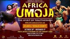 Africa Umoja LIVE LOUNGE Performance/Interview
