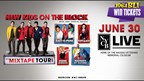 WIN TICKET TO SEE NEW KIDS ON THE BLOCK �THE MIX TAPE TOUR� AT NYCB LIVE