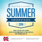 Kasten's Super Summer Sweepstakes