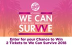 We Can Survive Ticket Giveaway