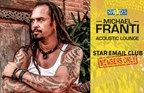 Michael Franti Acoustic Lounge