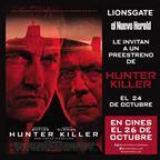 ENH - HUNTER KILLER Screening