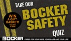 Bocker Cares for Your Kids Your Cars and Your Life