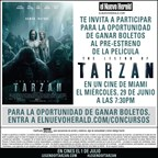 ENH- Tarzan Movie Premier