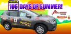 106 DAYS OF SUMMER 2016
