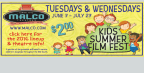 Kids Summer Film Fest