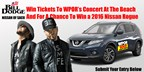 win a 2016 Nissan Rogue