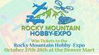 Win Tickets to Rocky Mountain Hobby-Expo!