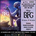 ENH-Disney's BFG Movie Premier