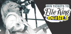 WIN TICKETS TO SEE ELLE KING AT THE BEACON THEATRE