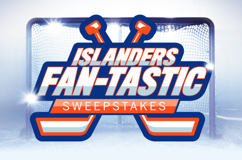 New York Islanders Sweepstakes Campaign 2019-2020 Week 3
