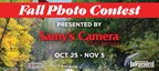 Samy's Fall Photo Contest